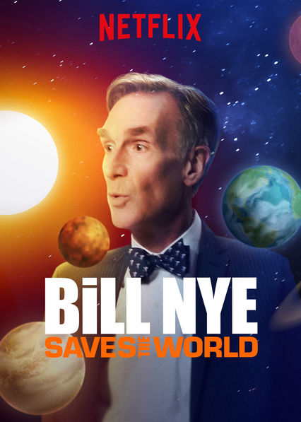 Bill Nye Saves the World on Netflix UK