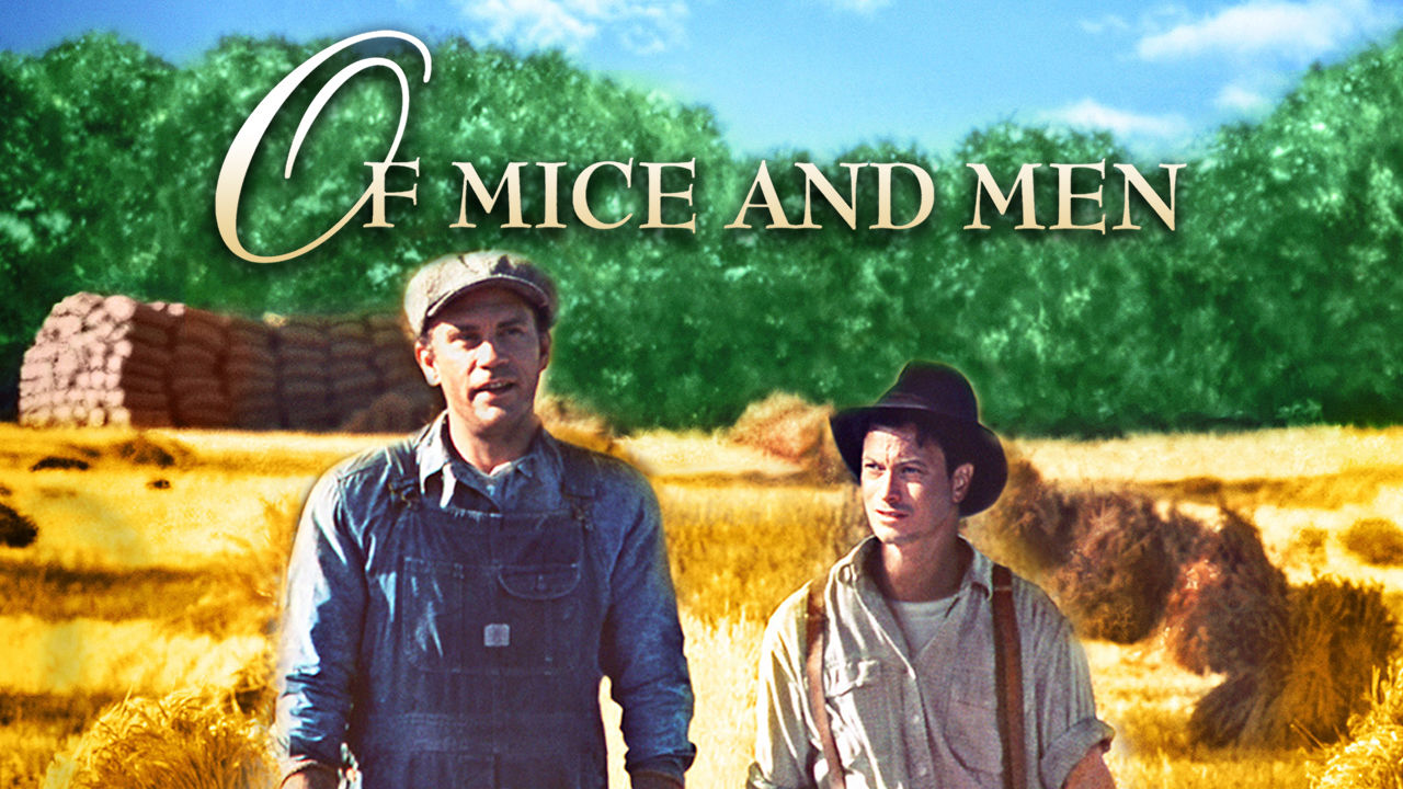 how long is the movie of mice and men