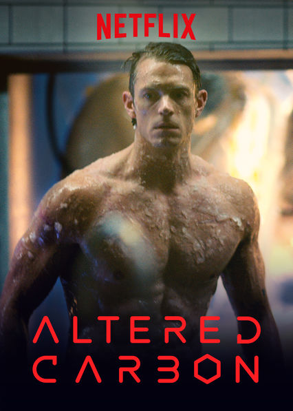 Altered Carbon on Netflix UK