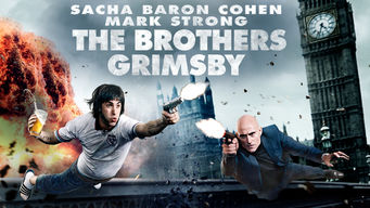 The Brothers Grimsby on Netflix UK