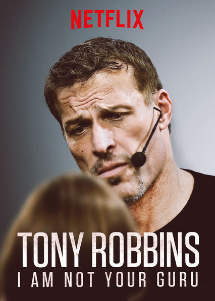 Tony Robbins: I Am Not Your Guru on Netflix UK
