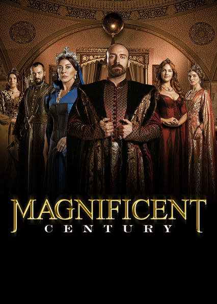 Magnificent Century on Netflix UK