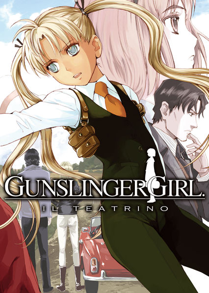 Gunslinger Girl -Il Teatrino- on Netflix UK