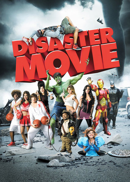 Disaster Movie on Netflix UK