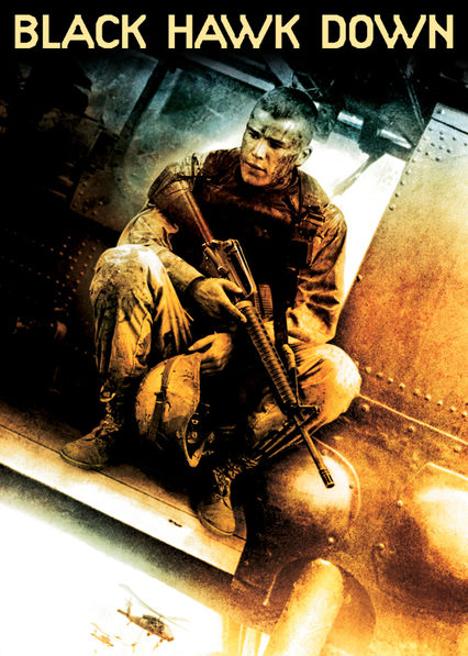 Black Hawk Down on Netflix UK
