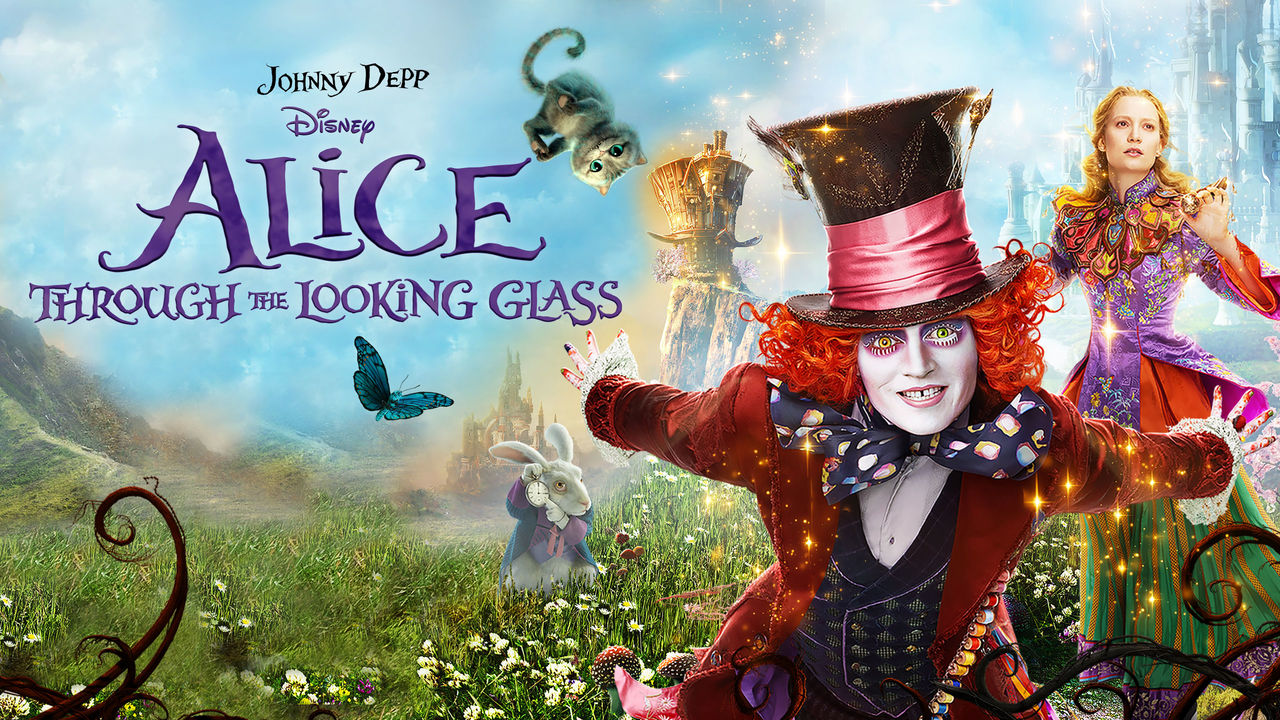 Alice Through the Looking Glass on Netflix UK