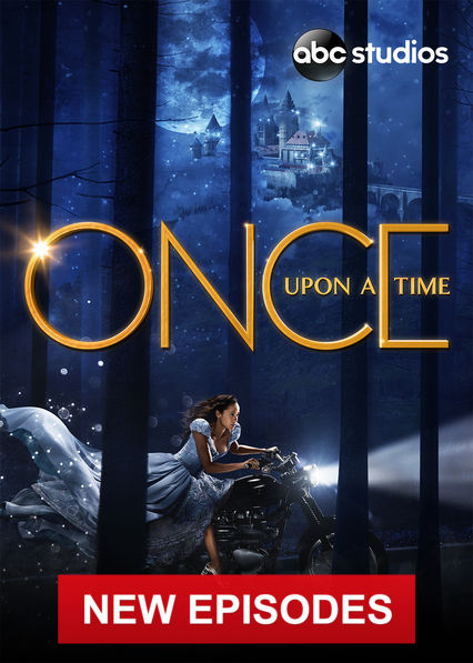 Once Upon a Time on Netflix UK