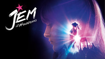 Jem and the Holograms on Netflix UK