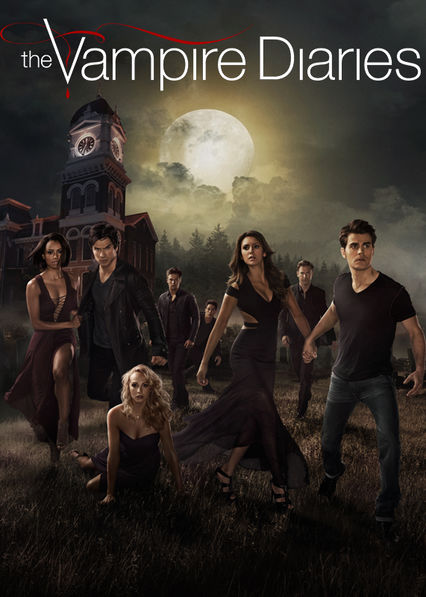 The Vampire Diaries on Netflix UK