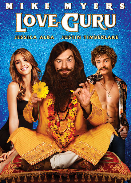 The Love Guru on Netflix UK