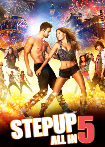 Step Up: All In on Netflix UK