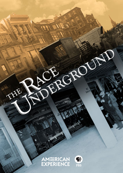 American Experience: The Race Underground on Netflix UK