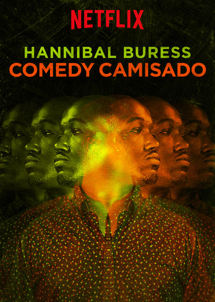 Hannibal Buress: Comedy Camisado on Netflix UK