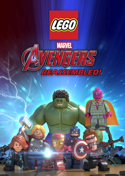 LEGO Marvel Super Heroes: Avengers Reassembled! on Netflix UK