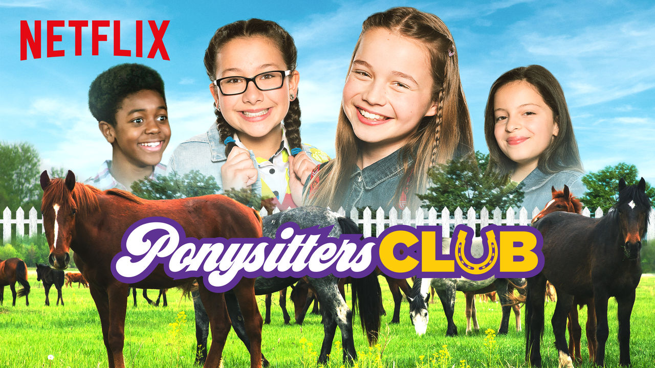 Ponysitters Club on Netflix UK