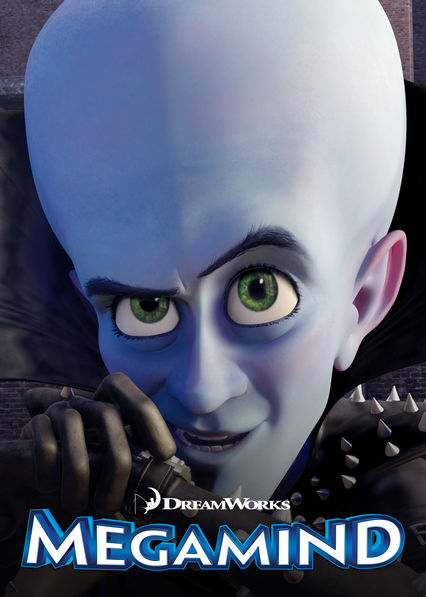 Megamind on Netflix UK
