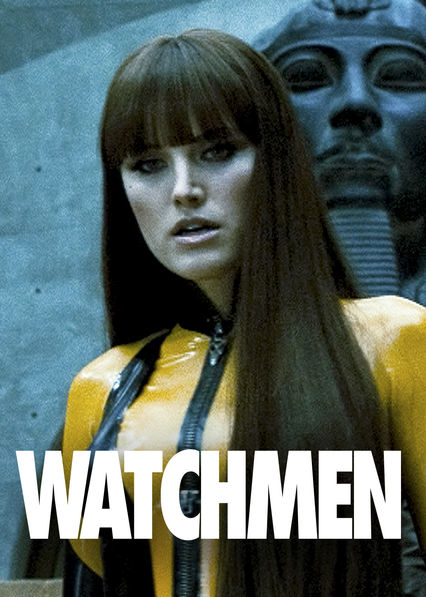 Watchmen on Netflix UK