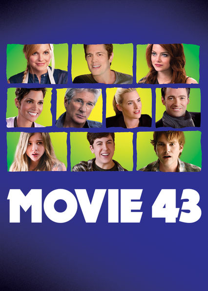 Movie 43 on Netflix UK
