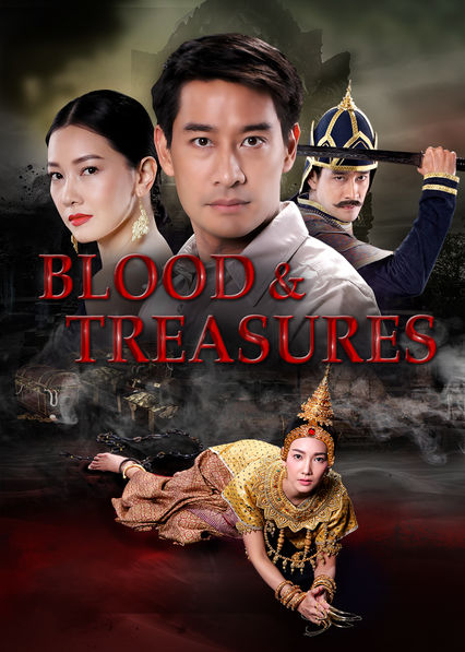 Blood & Treasures on Netflix UK