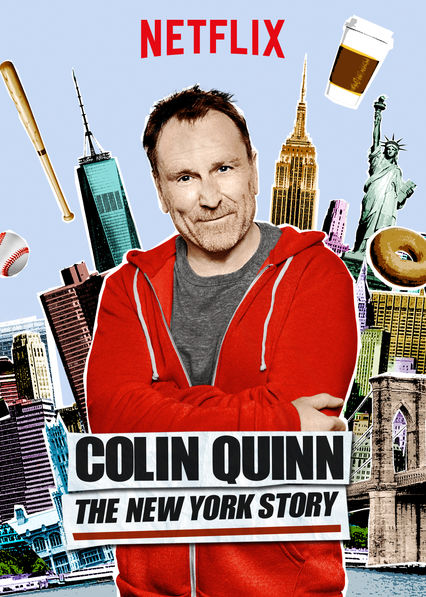 Colin Quinn: The New York Story on Netflix UK