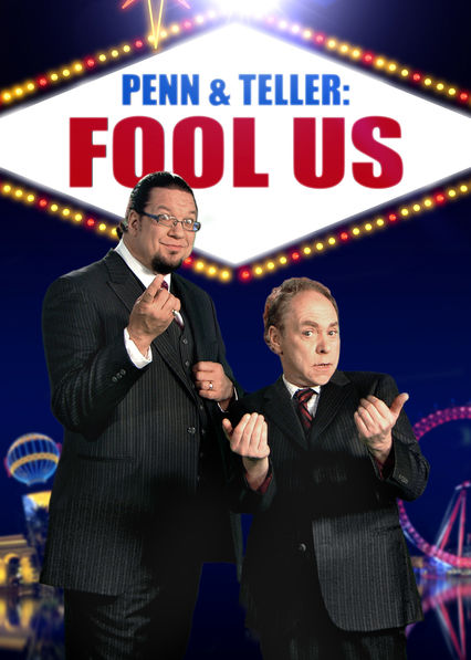 Penn & Teller on Netflix UK