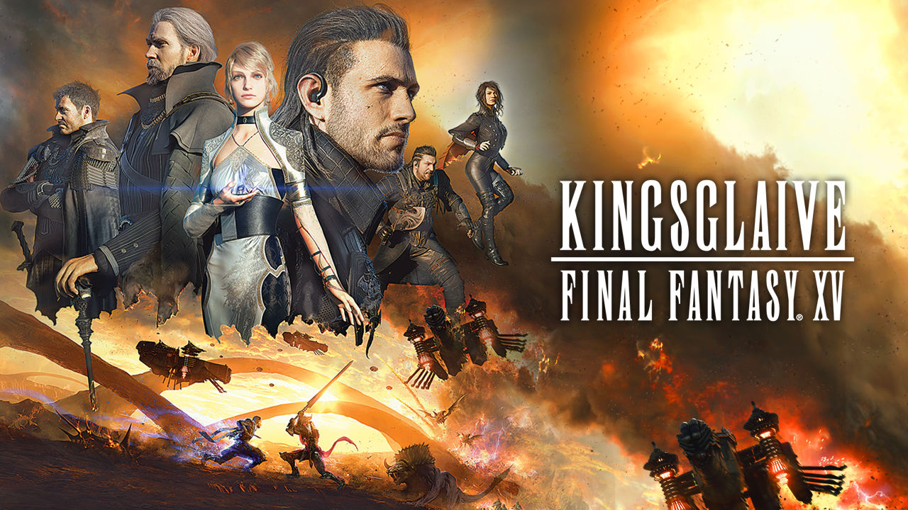 Is Kingsglaive Final Fantasy Xv 2016 Available To Watch On Uk