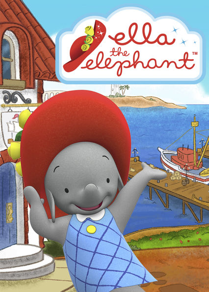 Ella the Elephant on Netflix UK