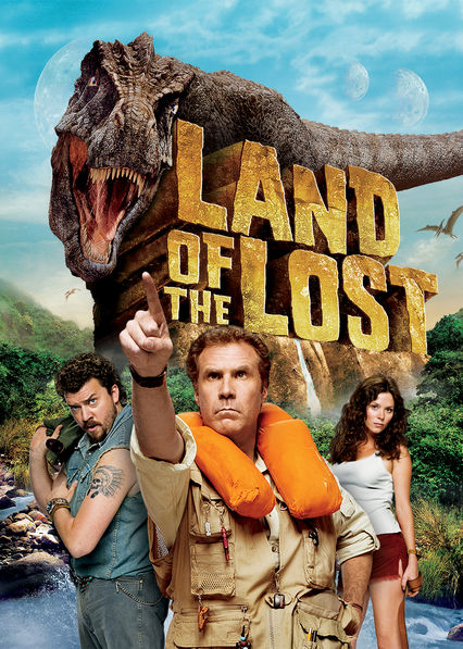 Land of the Lost on Netflix UK