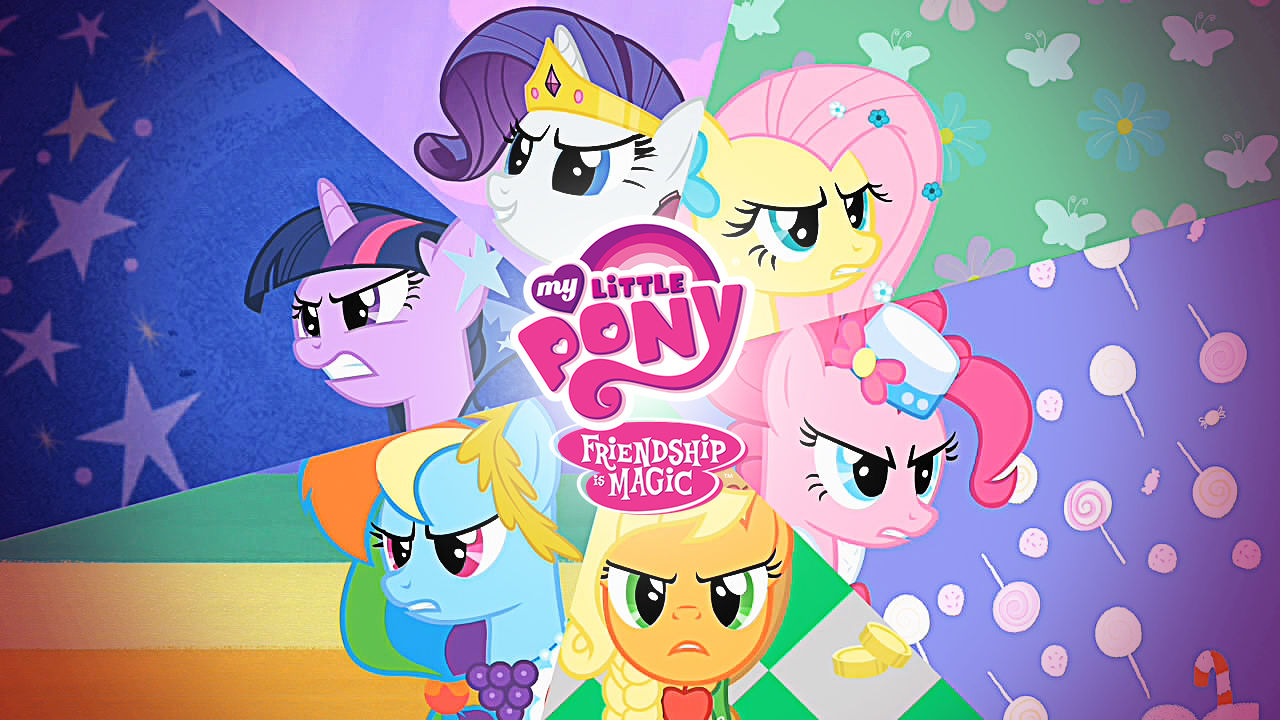 My Little Pony: Friendship Is Magic on Netflix UK