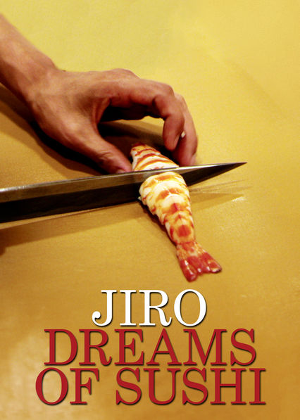 Jiro Dreams of Sushi on Netflix UK