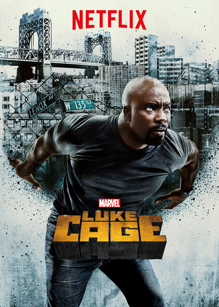 Marvel's Luke Cage on Netflix UK