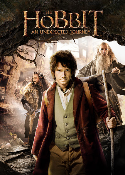 The Hobbit: An Unexpected Journey on Netflix UK