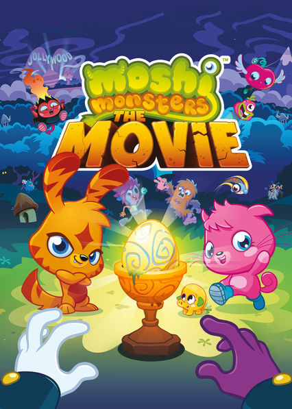 Moshi Monsters: The Movie on Netflix UK
