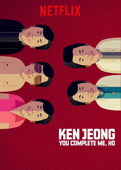Ken Jeong: You Complete Me, Ho on Netflix UK
