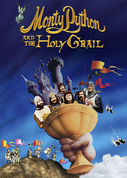 Monty Python and the Holy Grail on Netflix UK