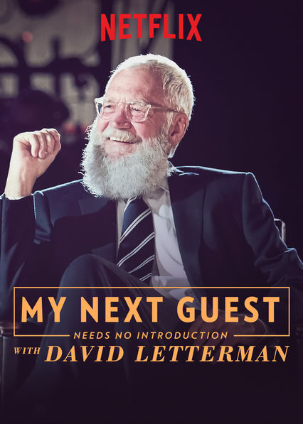 My Next Guest Needs No Introduction With David Letterman on Netflix UK