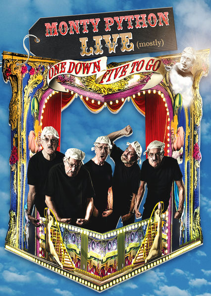 Monty Python Live (Mostly): One Down, Five to Go on Netflix UK
