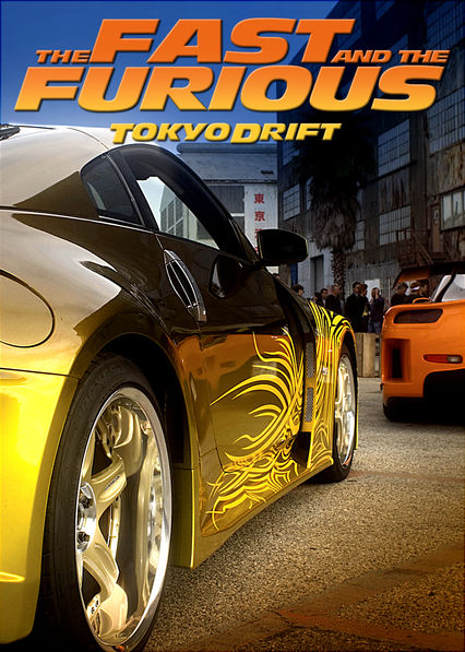 The Fast and the Furious: Tokyo Drift on Netflix UK