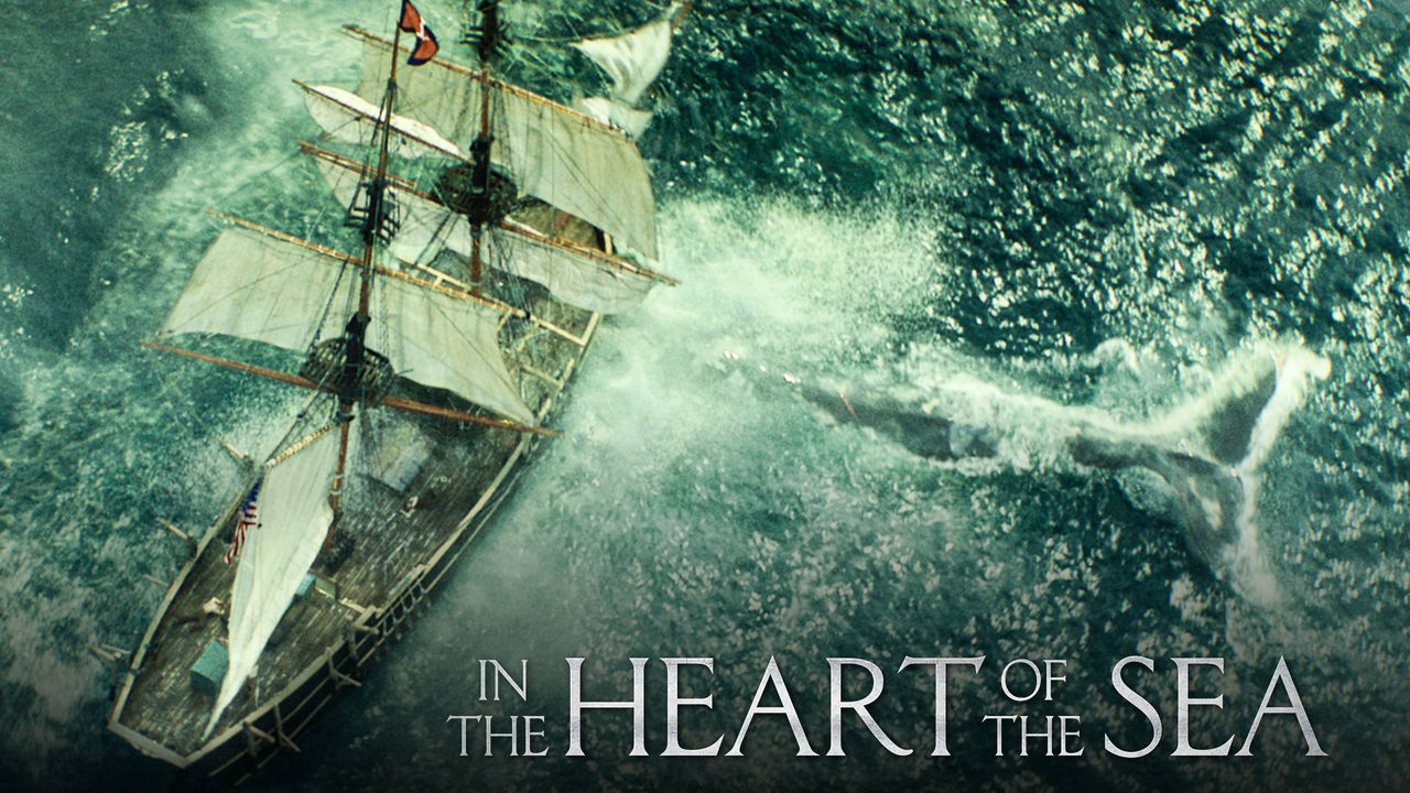 In the Heart of the Sea on Netflix UK