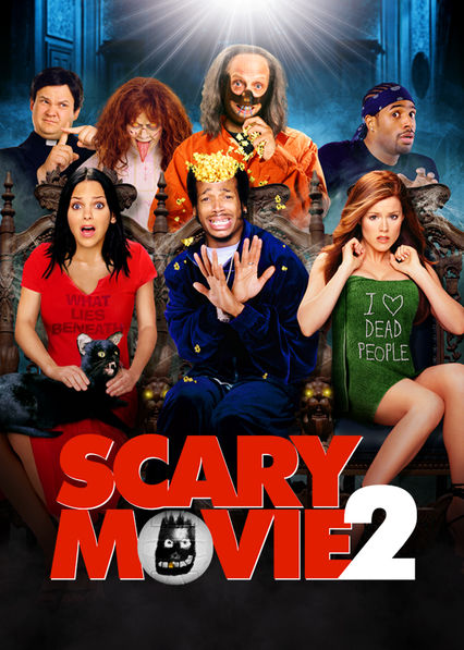 Scary Movie 2 on Netflix UK