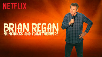 Brian Regan: Nunchucks and Flamethrowers (2017)