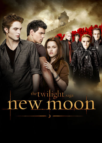 The Twilight Saga New Moon On Netflix Uk