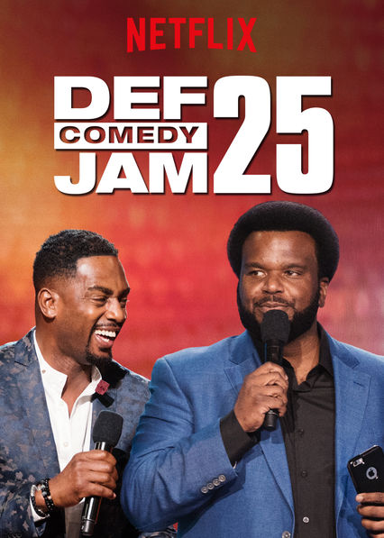 Def Comedy Jam 25 on Netflix UK
