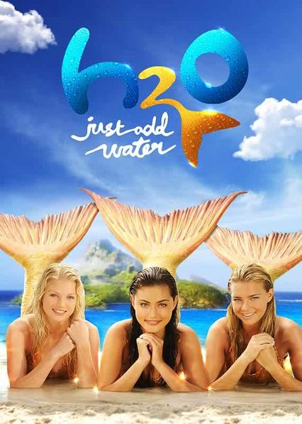H2O: Just Add Water on Netflix UK