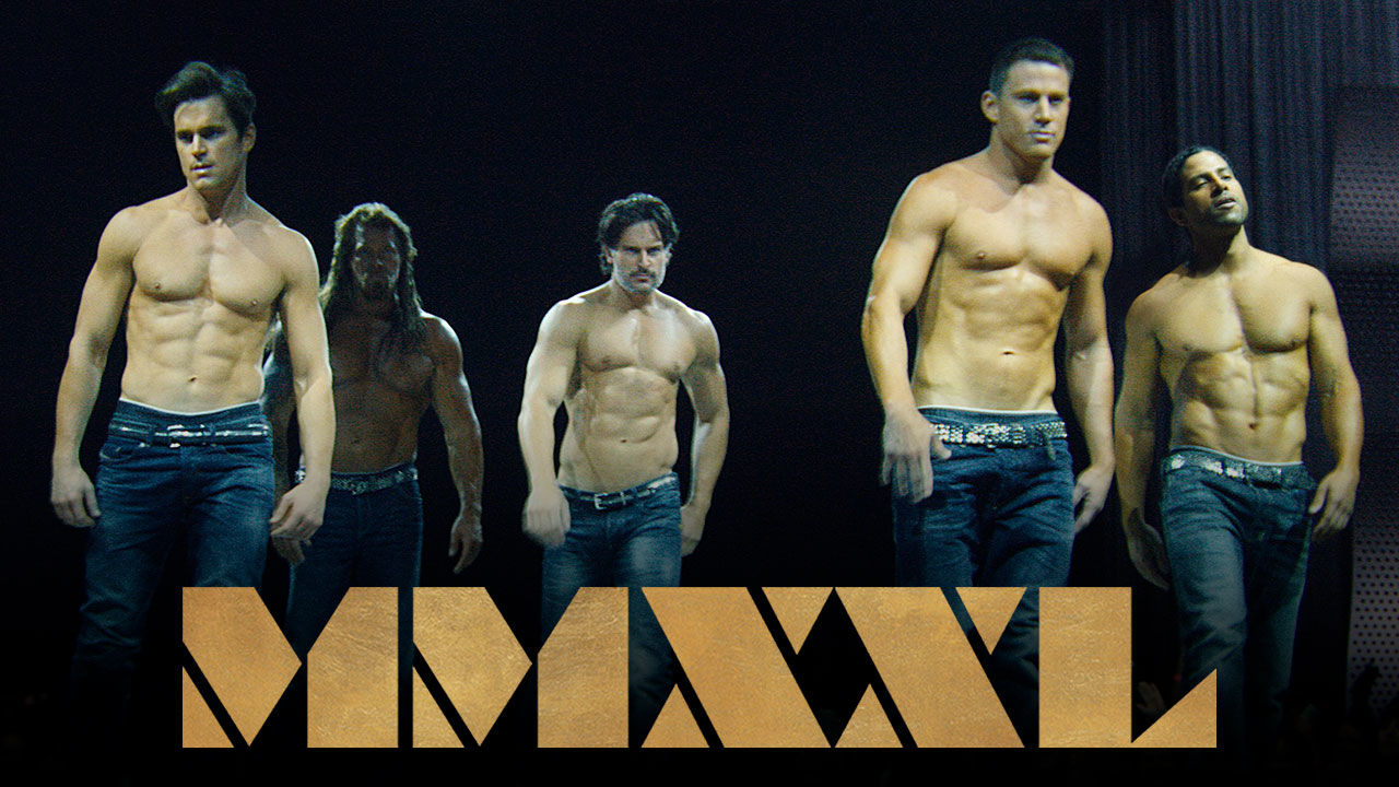 Is 'Magic Mike XXL' (2015) available to watch on UK Netflix