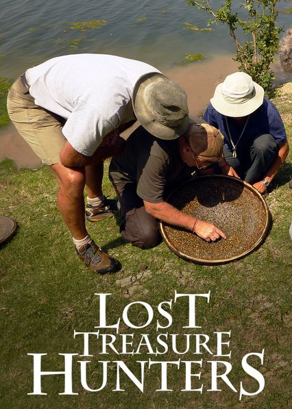 Lost Treasure Hunters on Netflix UK