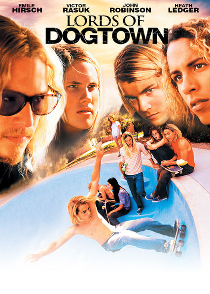 Lords of Dogtown on Netflix UK