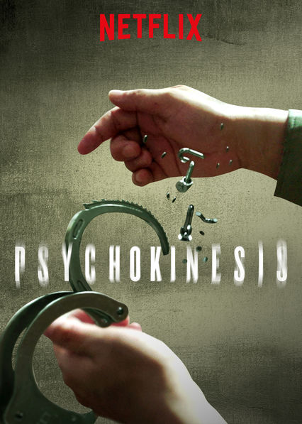 Psychokinesis on Netflix UK
