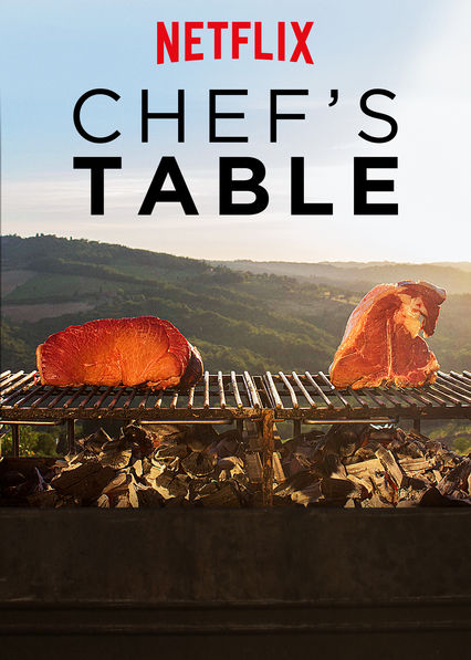 Chef's Table on Netflix