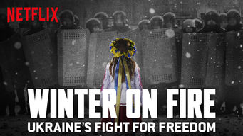 Winter on Fire: Ukraine's Fight for Freedom (2015)